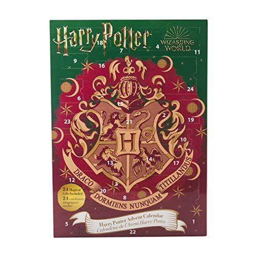 Cinereplicas Harry Potter Adventskalender Adventkalender Harry Potter Weihnachten Adventskalender