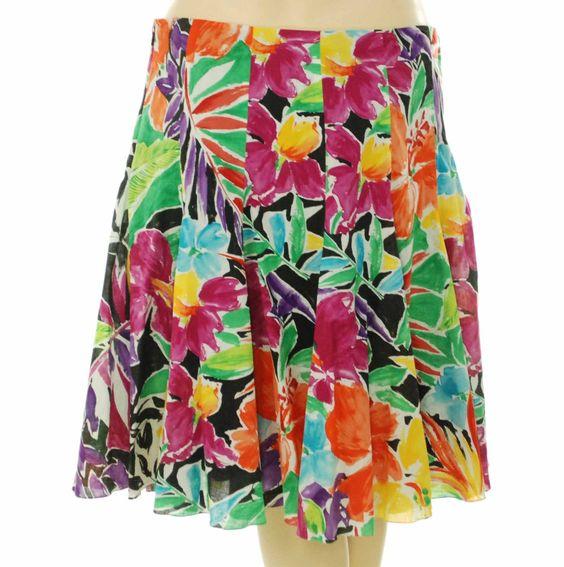 Lauren Ralph Lauren Full Skirt, Macy's #WestfieldStyle