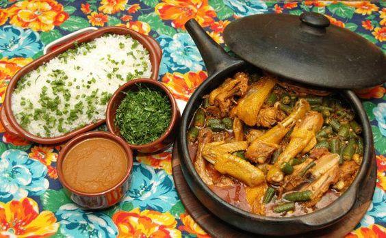 Gastronomia típica mineira  Acervo Circuito Serra do Cipó