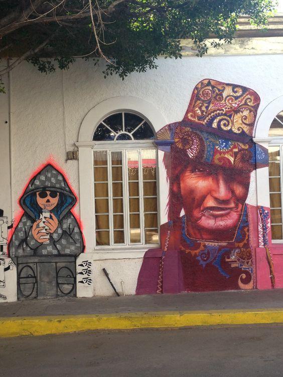 Calle Zaragoza .... Centro