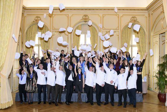 Un Diplôme de Management en Restauration à l'institut Le Cordon Bleu Paris