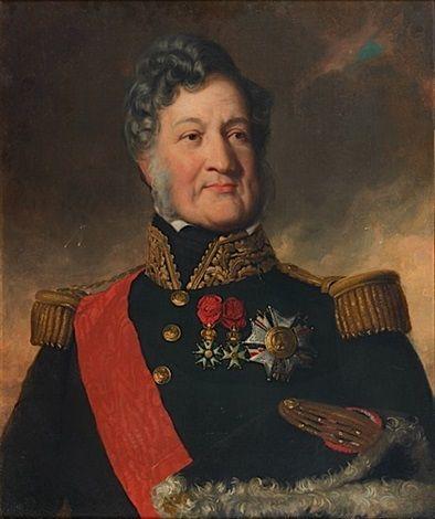 Portrait de Loius-Philippe by George Peter Alexander Healy 1836
