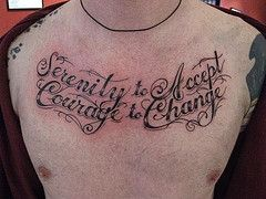 Tattoo Lettering: