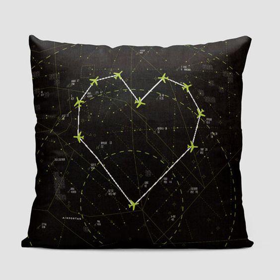 Love - Air Traffic - Throw Pillow