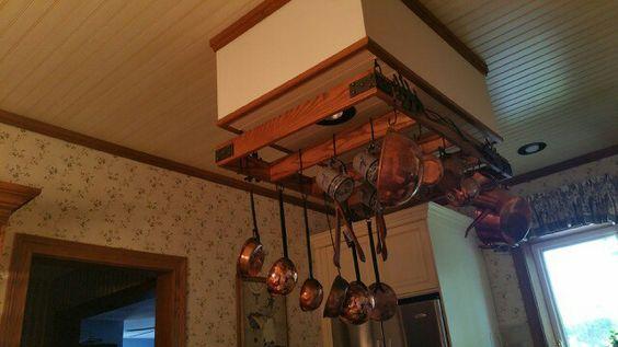 Wroight iron and wood