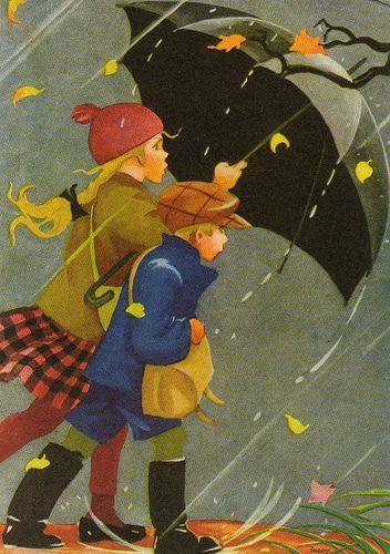 Martta Wendelin illustration by -Astrid1978-, via Flickr