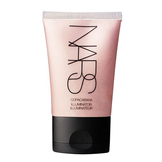 NARS Copacabana Illuminator: Introducing a new shade of light-reflecting liquid that glides on to refresh and enhance the complexion with shimmering incandescence. NARS