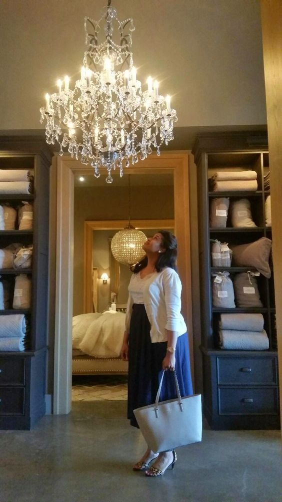 A Home for Elegance: My Spectacular Visit to Restoration Hardware on my blog...: