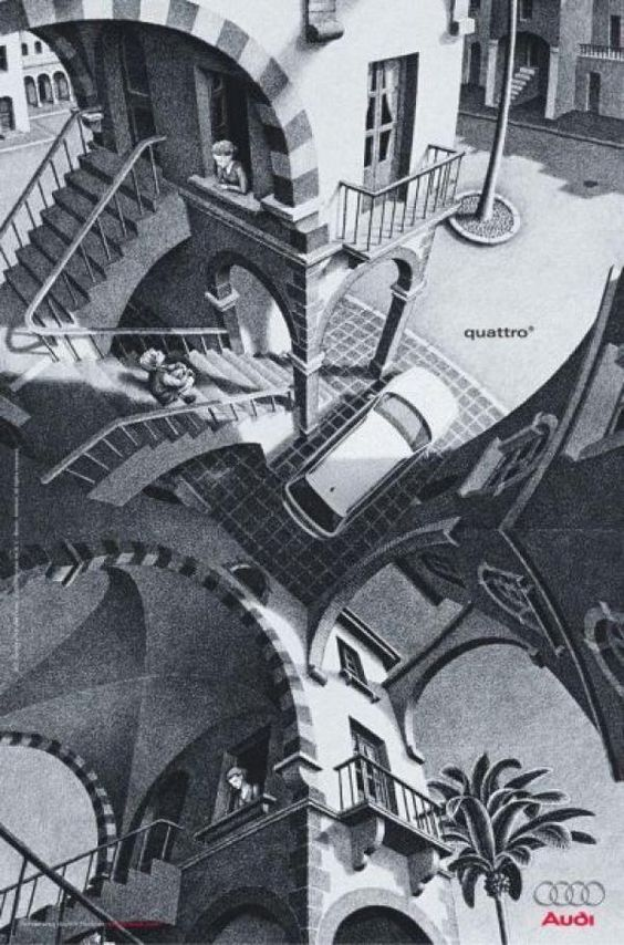 Audi Quattro Escher Small 48909 Jpg 600 215 909 Topsy