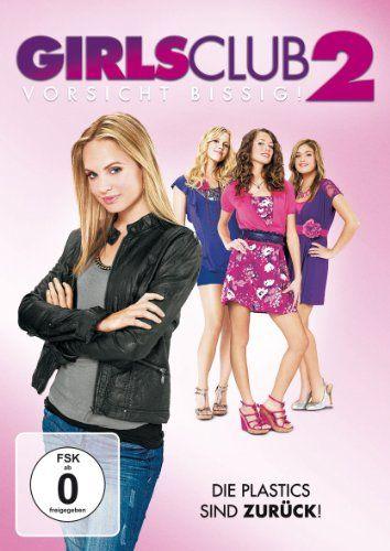 Girls Club 2 Vorsicht bissig * IMDb Rating: 4,1 (7.053) * 2011 USA * Darsteller: Meaghan Martin, Donn Lamkin, Linden Ashby,