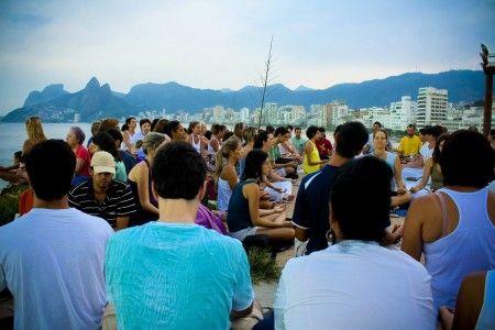 Parque da Cidade recebe aulas gratuitas de yoga