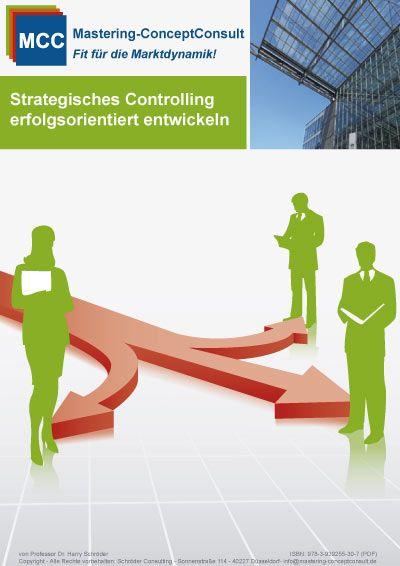 """Das MCC eBook """"Strategisches Controlling"""" vermittelt Ihnen leicht verständlich die wichtigsten Grundlagen für die Planung und Umsetzung eines strategischen Controlling."""