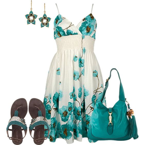 "Summer  "" by johnna-cameron on Polyvore"