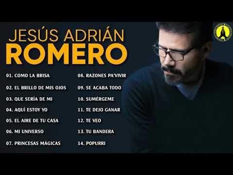 Popurri Jesús Adrián Romero Como La Brisa El Brillo De Mis Ojos Que Sería De Mi Aquí Estoy Yo Youtube Jesus Adrian Romero Canciones Cristianas Canciones