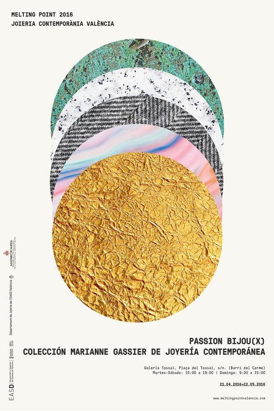 Passion Bijou(x). Colección Marianne Gassier de Joyería Contemporánea. Galería del Tossal. Plaça del Tossal, Barri de Carme, València. (Con la colaboración del Ajuntament de València):