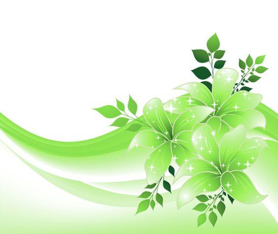 Decora o verde com flores png transparente clipe gifs e fundos pinterest verde flor y - Adorno autoadhesivo ...