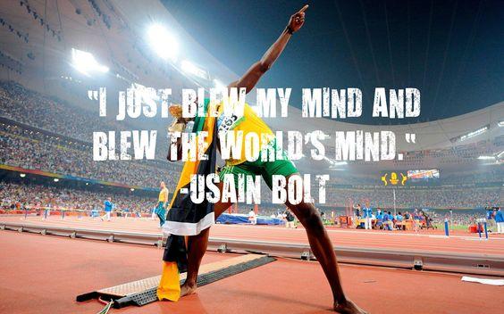 usain bolt   #motivation #running #quotes