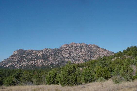 Another view of Granite Mountain