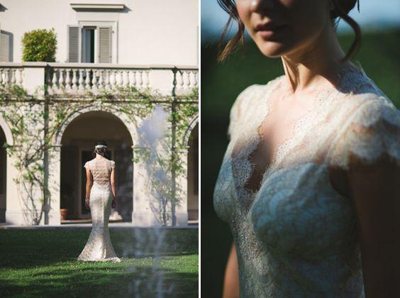 Elegant and Rustic Italian Wedding Inspiration | Love My Dress® UK Wedding Blog