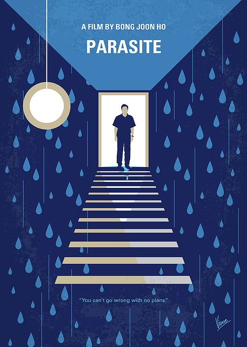 No1158 My Parasite minimal movie poster Tags: Parasite, Gisaengchung, Parks, family, Bong, Joon, Ho, basement, apartment, tutor, korean, class, war, rich, poor, climate, rain, change,   minimal, minimalism, minimalist, movie, poster, film, artwork, cinema, alternative, symbol, graphic, design, idea, chungkong, chung, kong, simple, cult, fan, art, print, retro, icon, style, sale, gift, room, wall, hollywood, classic, comedy, original, time, best, quote, inspiration