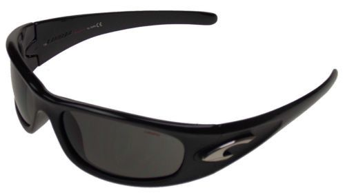 Carrera Sport Black Sunglasses Safilo Keramiko 9KS UVA UVB UVC Anti Fog Shades