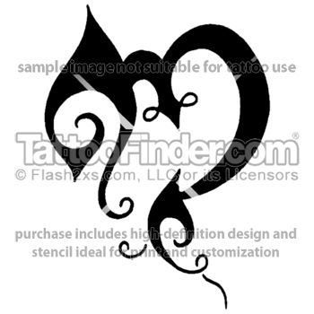 TattooFinder.com: Stylized Virgo by Melanie Paquin
