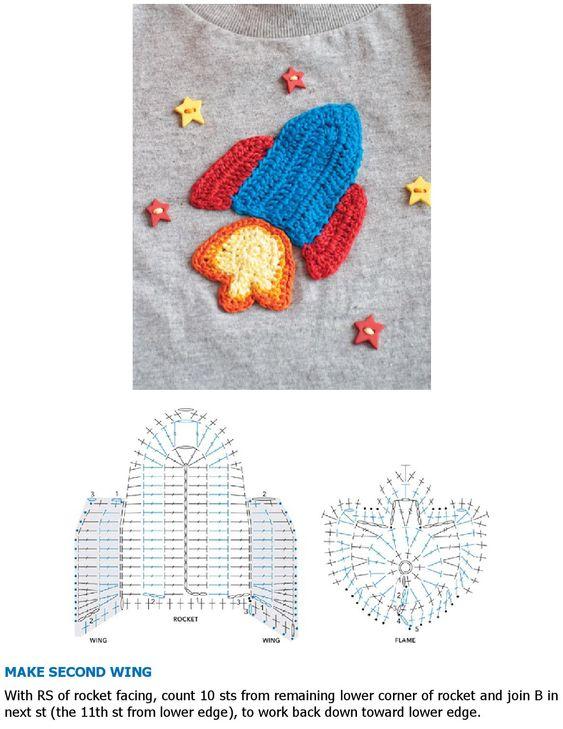 Little crochet modern designs for babie by Rebecca Chan - issuu