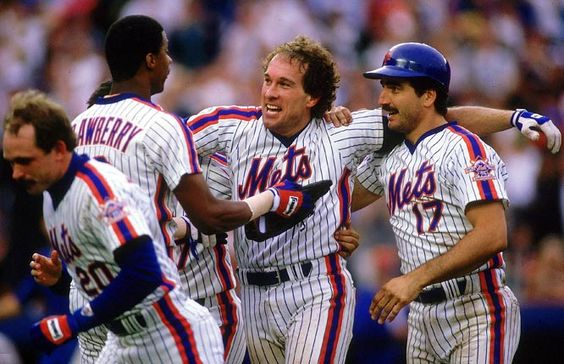 great pic of Daryl Strawberry, Gary Carter and Keith Hernandez from '86...