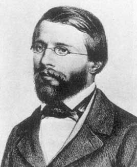 Georg Friedrich Bernhard Riemann(September 17, 1826 – July 20, 1866) was an influential German mathematician who made lasting contributions to analysis, number theory and differential geometry, some of them enabling the later development of general relativity.