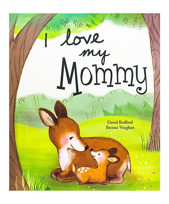 Another great find on #zulily! 'I Love My Mommy' Hardcover by Parragon #zulilyfinds