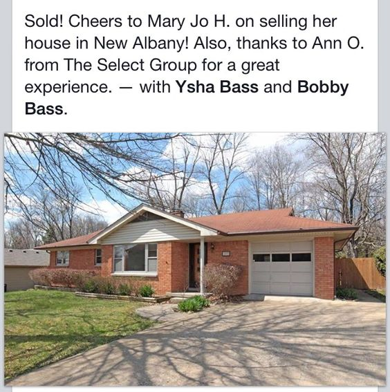 Sold! So happy for each and everyone of our clients.