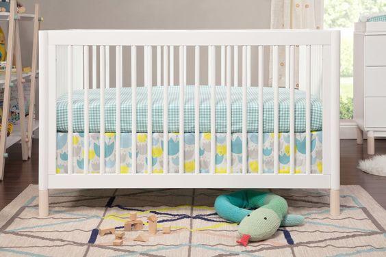 Gelato 4 In 1 Convertible Crib Cribs Convertible Crib Toddler Bed