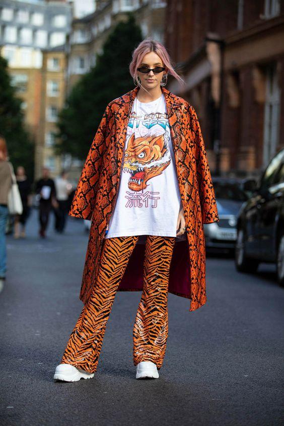 El mejor street style de todos los tiempos de Londres!