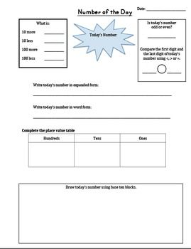 Counting Number worksheets : subtraction with regrouping ...