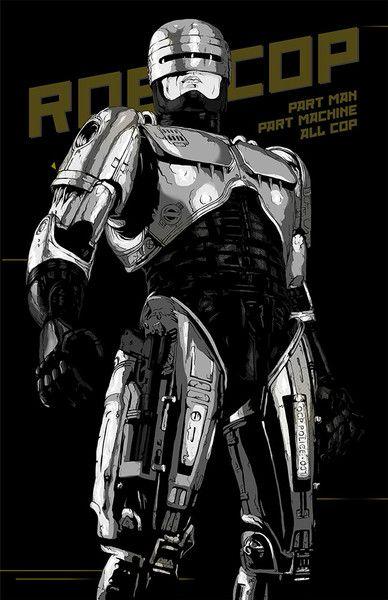 Robocop - TC91 - ''Part Man Part Machine'' ----