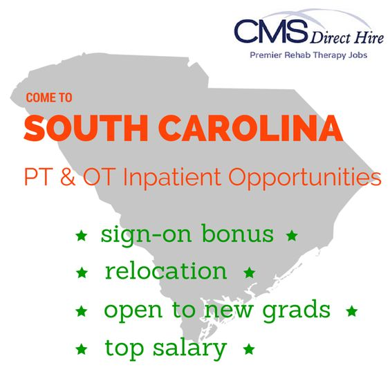 Occupational therapist, South carolina and Resume on Pinterest - resume for physical therapist