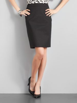 Another basic, a high wasted black pencil skirt.
