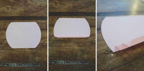 Herzgirlande aus Papier basteln-dekoking-com-2