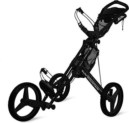Buy Sun Mountain Speed Cart Gx Push Cart Online Thebestselection In 2020 Golf Push Cart Golf Carts Golf Carts For Sale
