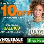 $10 OFF Halloween Costumes! | WooHooYeah