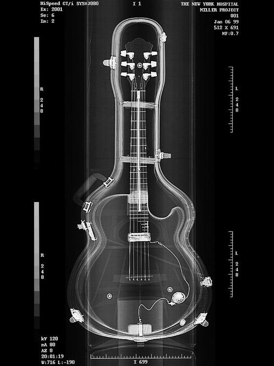 """""""Guitar,"""" 2016"""