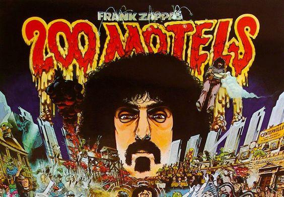 Frank Zappa's 200 Motels - Full