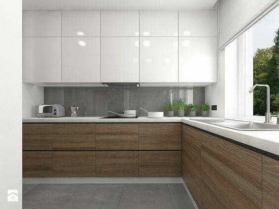13 Exquisite Contemporary Kitchen U Shape Ideas Simple Kitchen Design Modern Kitchen Design Kitchen Inspirations