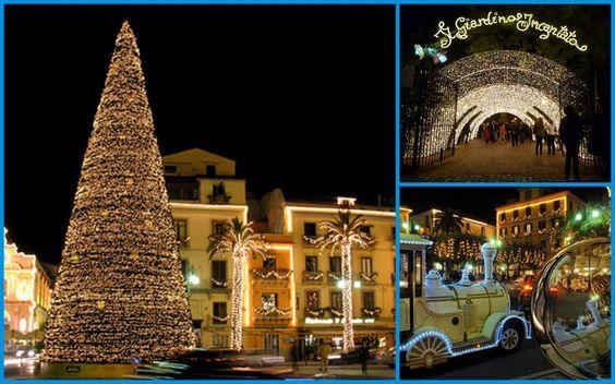 Un giro nella perla della costiera sorrentina e un'occhiata alle sfavillanti Luci d'Artista salernitane! Questo e tanto altro per rendere più scintillante il tuo Natale con Divérteducando!  PER SAPERNE DI PIU': http://diverteducando.it/prodotto/speciale-natale/tour-natalizio-sorrento-1 #luci #sorrento #natale #salerno #viaggi #diverteducando