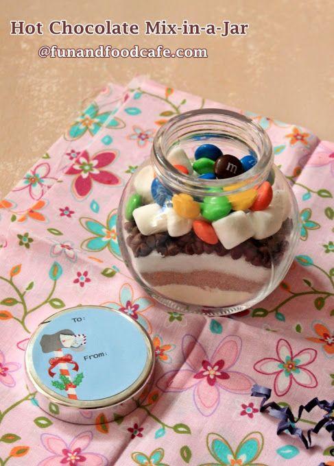 Hot Chocolate Mix-In-a-Jar Recipe on Yummly. @yummly #recipe