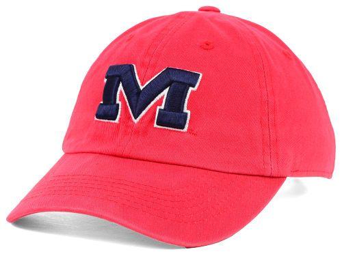 Mississippi Rebels Top of the World NCAA Crew Adjustable Cap Hats