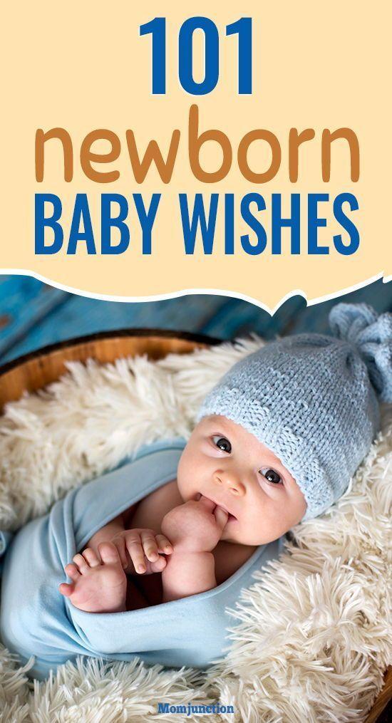 Newborn Wish : newborn, Wonderful, Newborn, Wishes, Wishes,, Baby,