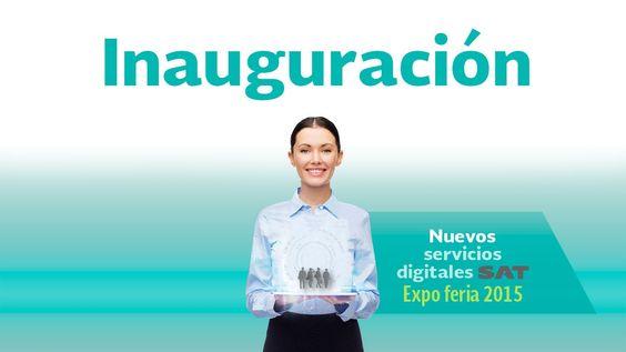Inauguración: Nuevos Servicios Digitales SAT