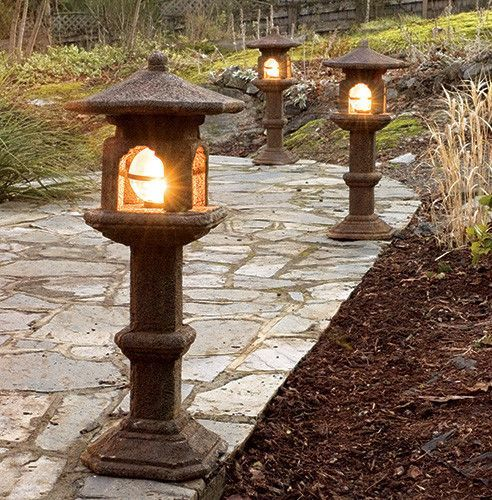 Japanese Lamp Light Not Included Stained Ornamental Concrete Statue For Japan Concrete Japanese Garden Lanterns Japanese Stone Lanterns Japanese Lamps