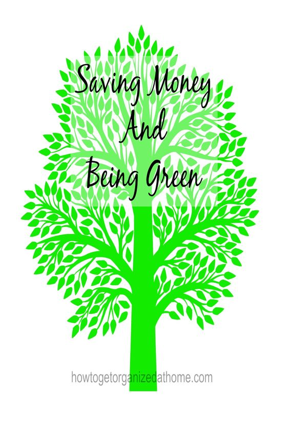 Saving money is great but the added benefit is to the planet on which we live.
